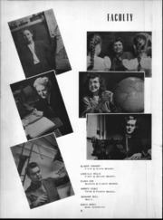 Page 7, 1950 Edition, Wheeler High School - Rosetta Yearbook (Valparaiso, IN) online yearbook collection