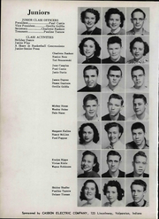 Page 16, 1951 Edition, Wheeler High School - Rosetta Yearbook (Valparaiso, IN) online yearbook collection