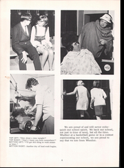 Page 10, 1970 Edition, Wheeler High School - Rosetta Yearbook (Valparaiso, IN) online yearbook collection