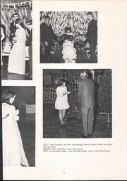 Page 15, 1970 Edition, Wheeler High School - Rosetta Yearbook (Valparaiso, IN) online yearbook collection