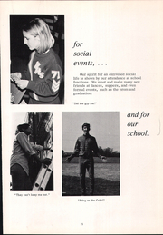 Page 9, 1970 Edition, Wheeler High School - Rosetta Yearbook (Valparaiso, IN) online yearbook collection