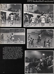 Page 14, 1973 Edition, Wheeler High School - Rosetta Yearbook (Valparaiso, IN) online yearbook collection