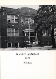 Page 5, 1973 Edition, Wheeler High School - Rosetta Yearbook (Valparaiso, IN) online yearbook collection