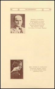 Page 14, 1928 Edition, Morton Memorial Schools - Retrospect Yearbook (Knightstown, IN) online yearbook collection