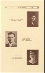Page 17, 1928 Edition, Morton Memorial Schools - Retrospect Yearbook (Knightstown, IN) online yearbook collection