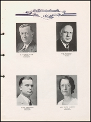 Page 13, 1938 Edition, Morton Memorial Schools - Retrospect Yearbook (Knightstown, IN) online yearbook collection