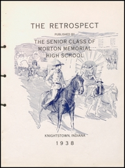 Page 7, 1938 Edition, Morton Memorial Schools - Retrospect Yearbook (Knightstown, IN) online yearbook collection