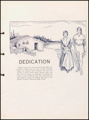 Page 9, 1938 Edition, Morton Memorial Schools - Retrospect Yearbook (Knightstown, IN) online yearbook collection