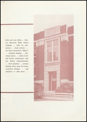 Page 11, 1940 Edition, Morton Memorial Schools - Retrospect Yearbook (Knightstown, IN) online yearbook collection