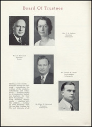 Page 12, 1940 Edition, Morton Memorial Schools - Retrospect Yearbook (Knightstown, IN) online yearbook collection