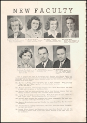 Page 10, 1944 Edition, Morton Memorial Schools - Retrospect Yearbook (Knightstown, IN) online yearbook collection