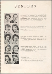 Page 13, 1944 Edition, Morton Memorial Schools - Retrospect Yearbook (Knightstown, IN) online yearbook collection