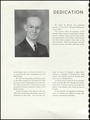 Page 8, 1946 Edition, Morton Memorial Schools - Retrospect Yearbook (Knightstown, IN) online yearbook collection