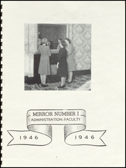 Page 9, 1946 Edition, Morton Memorial Schools - Retrospect Yearbook (Knightstown, IN) online yearbook collection