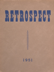 Page 1, 1951 Edition, Morton Memorial Schools - Retrospect Yearbook (Knightstown, IN) online yearbook collection