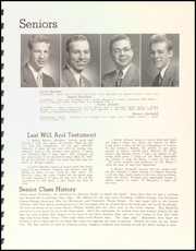 Page 11, 1951 Edition, Morton Memorial Schools - Retrospect Yearbook (Knightstown, IN) online yearbook collection