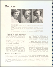 Page 12, 1951 Edition, Morton Memorial Schools - Retrospect Yearbook (Knightstown, IN) online yearbook collection