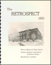 Page 5, 1951 Edition, Morton Memorial Schools - Retrospect Yearbook (Knightstown, IN) online yearbook collection