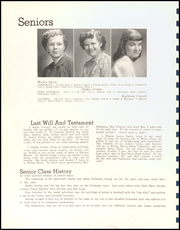 Page 8, 1951 Edition, Morton Memorial Schools - Retrospect Yearbook (Knightstown, IN) online yearbook collection