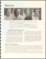 Page 9, 1951 Edition, Morton Memorial Schools - Retrospect Yearbook (Knightstown, IN) online yearbook collection