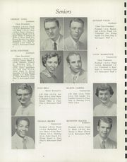 Page 12, 1955 Edition, Morton Memorial Schools - Retrospect Yearbook (Knightstown, IN) online yearbook collection
