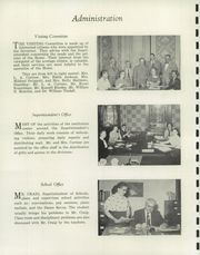 Page 6, 1955 Edition, Morton Memorial Schools - Retrospect Yearbook (Knightstown, IN) online yearbook collection