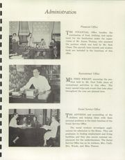 Page 7, 1955 Edition, Morton Memorial Schools - Retrospect Yearbook (Knightstown, IN) online yearbook collection