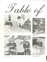 Page 6, 1986 Edition, Morton Memorial Schools - Retrospect Yearbook (Knightstown, IN) online yearbook collection