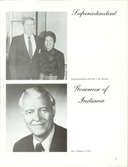 Page 9, 1986 Edition, Morton Memorial Schools - Retrospect Yearbook (Knightstown, IN) online yearbook collection