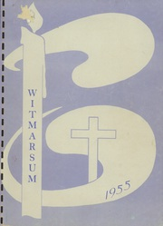 Page 1, 1955 Edition, Bethany Christian High School - Witmarsum Yearbook (Goshen, IN) online yearbook collection
