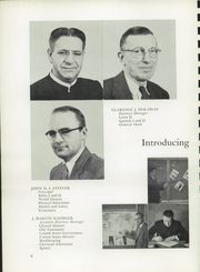 Page 10, 1955 Edition, Bethany Christian High School - Witmarsum Yearbook (Goshen, IN) online yearbook collection