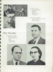 Page 11, 1955 Edition, Bethany Christian High School - Witmarsum Yearbook (Goshen, IN) online yearbook collection