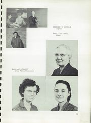 Page 13, 1955 Edition, Bethany Christian High School - Witmarsum Yearbook (Goshen, IN) online yearbook collection
