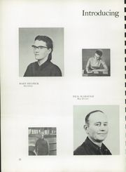 Page 14, 1955 Edition, Bethany Christian High School - Witmarsum Yearbook (Goshen, IN) online yearbook collection