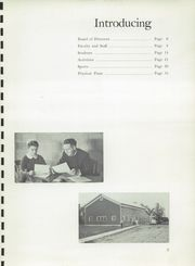 Page 5, 1955 Edition, Bethany Christian High School - Witmarsum Yearbook (Goshen, IN) online yearbook collection