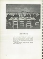 Page 6, 1955 Edition, Bethany Christian High School - Witmarsum Yearbook (Goshen, IN) online yearbook collection