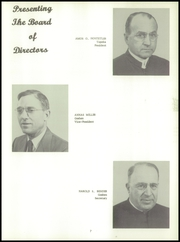 Page 11, 1956 Edition, Bethany Christian High School - Witmarsum Yearbook (Goshen, IN) online yearbook collection