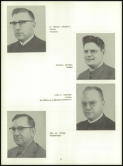 Page 12, 1956 Edition, Bethany Christian High School - Witmarsum Yearbook (Goshen, IN) online yearbook collection