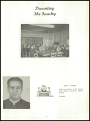 Page 13, 1956 Edition, Bethany Christian High School - Witmarsum Yearbook (Goshen, IN) online yearbook collection