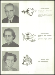 Page 15, 1956 Edition, Bethany Christian High School - Witmarsum Yearbook (Goshen, IN) online yearbook collection