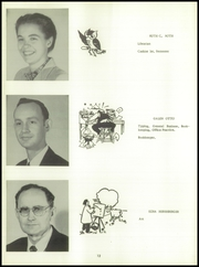 Page 16, 1956 Edition, Bethany Christian High School - Witmarsum Yearbook (Goshen, IN) online yearbook collection