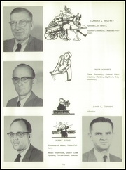 Page 17, 1956 Edition, Bethany Christian High School - Witmarsum Yearbook (Goshen, IN) online yearbook collection