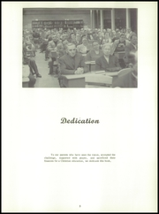 Page 9, 1956 Edition, Bethany Christian High School - Witmarsum Yearbook (Goshen, IN) online yearbook collection