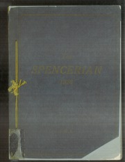 1926 Edition, Spencer High School - Spencerian Yearbook (Spencer, IN)