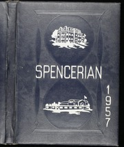 1957 Edition, Spencer High School - Spencerian Yearbook (Spencer, IN)