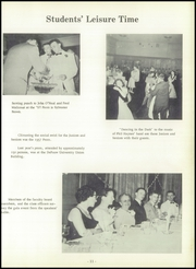 Page 15, 1958 Edition, Spencer High School - Spencerian Yearbook (Spencer, IN) online yearbook collection