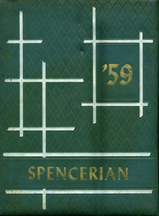 1959 Edition, Spencer High School - Spencerian Yearbook (Spencer, IN)