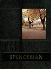 1960 Edition, Spencer High School - Spencerian Yearbook (Spencer, IN)