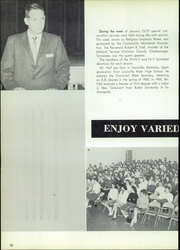 Page 14, 1961 Edition, Spencer High School - Spencerian Yearbook (Spencer, IN) online yearbook collection