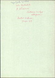 Page 3, 1961 Edition, Spencer High School - Spencerian Yearbook (Spencer, IN) online yearbook collection